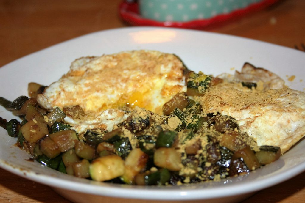 Eggs and Hash ~ Lifeofjoy.me