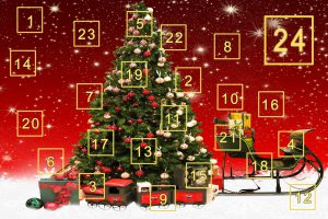 DIY Christmas Countdown ~ Lifeofjoy.me