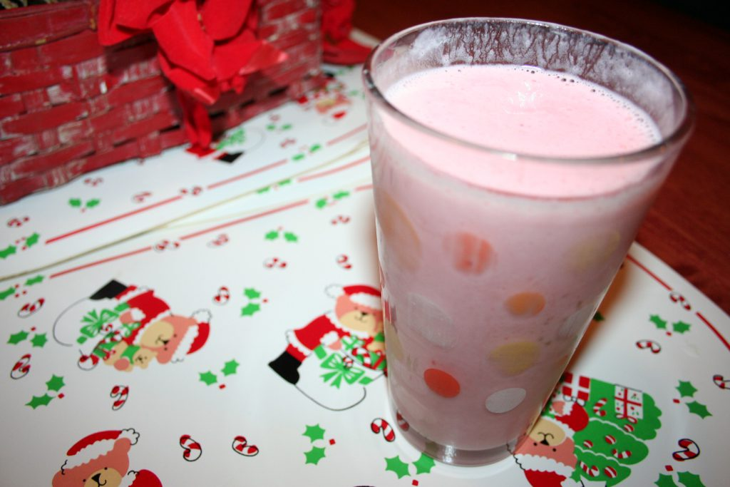 Strawberry Kefir ~ Lifeofjoy.me