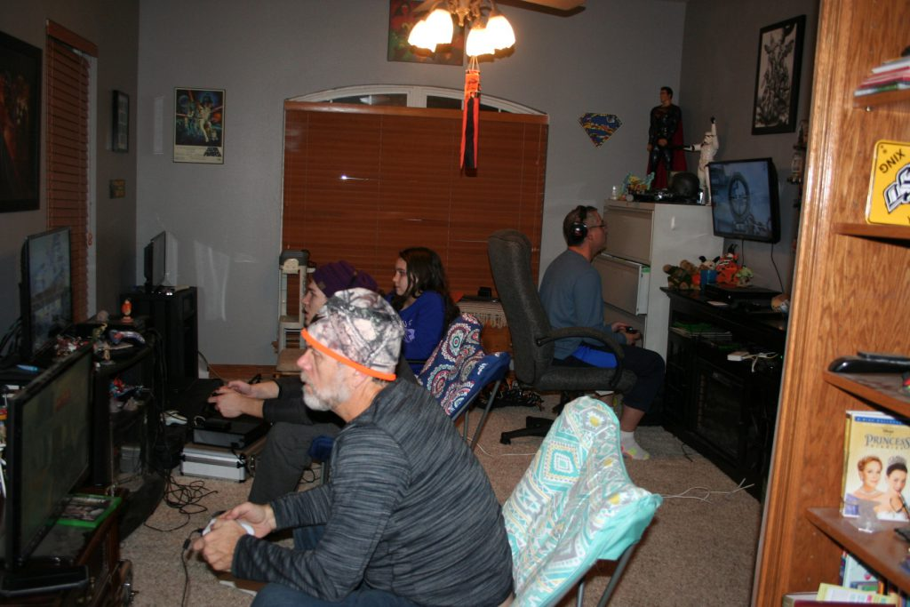 Video Gaming too ~ Lifeofjoy.me