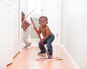Fun Cleaning Kids ~ Lifeofjoy.me