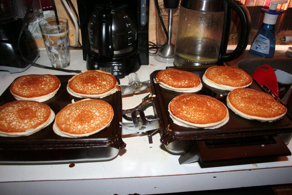Banana Pancakes ~ Lifeofjoy.me