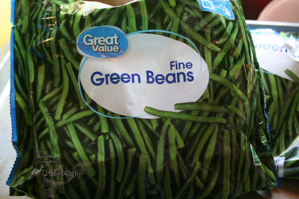 Roasted Green Beans ~ Lifeofjoy.me