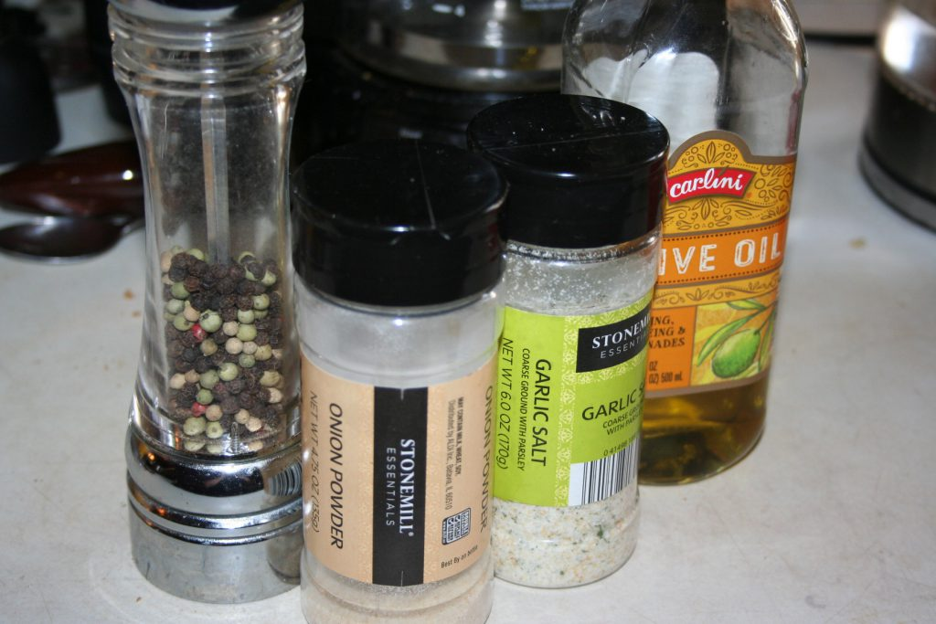 Roasted Green Bean Seasoning ~ Lifeofjoy.me