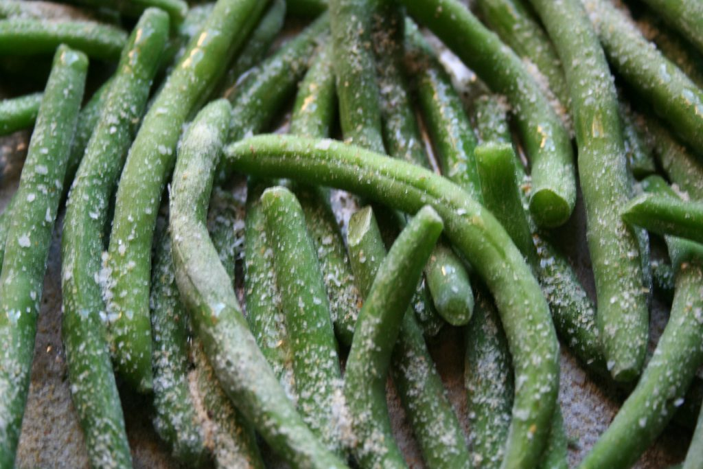 Seasoned green beans ~ Lifeofjoy.me