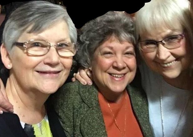 Lynn, La Veta, and Kathy ~ Lifeofjoy.me