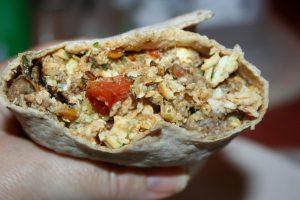 Breakfast Burrito ~ Lifeofjoy.me