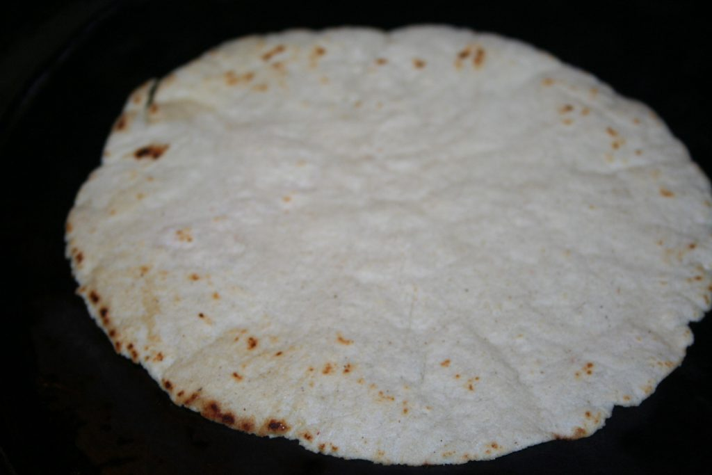 Cooked Corn Tortilla ~ Lifeofjoy.me