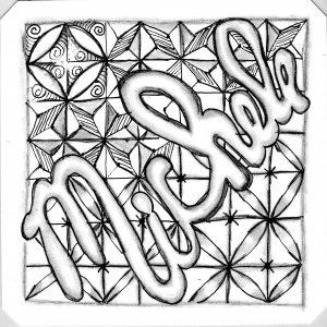 DC#356 Name Tangling ~ Lifeofjoy.me