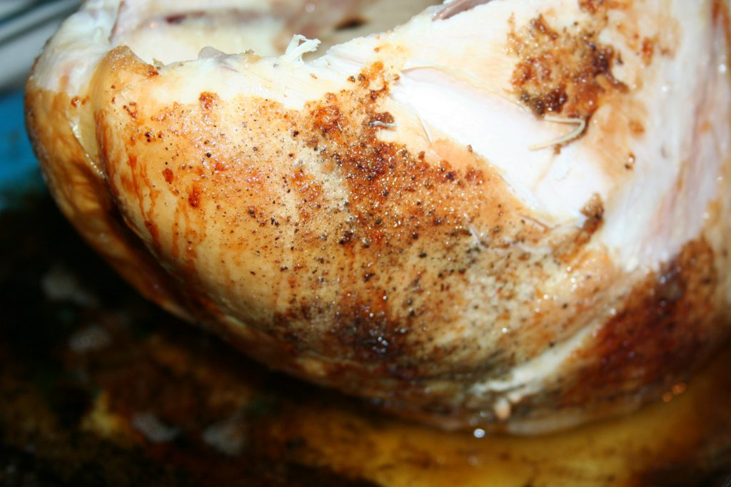 Roasted Turkey too ~ Lifeofjoy.me