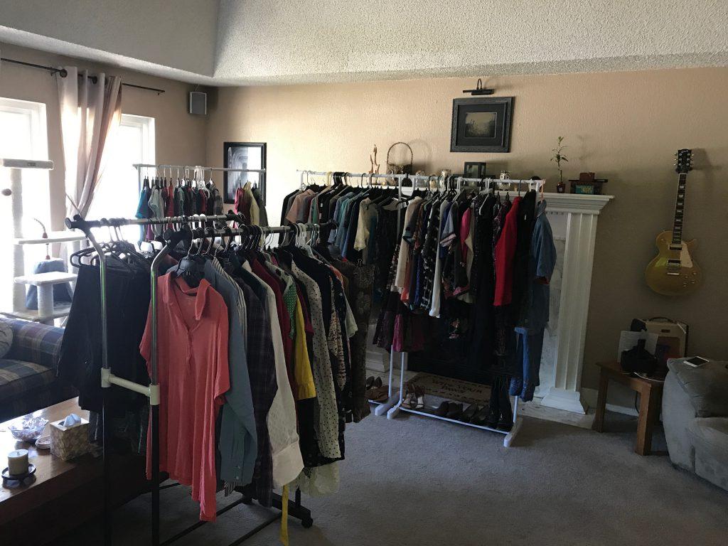 Clothes Swap ~ Lifeofjoy.me
