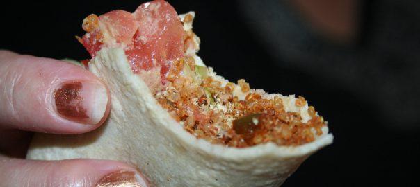 Quinoa Tacos ~ Lifeofjoy.me