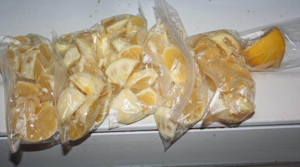 Cut lemons ~ Lifeofjoy.me