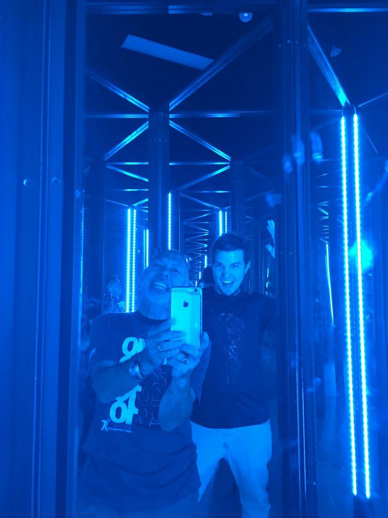 Mirror Maze ~ Lifeofjoy.me