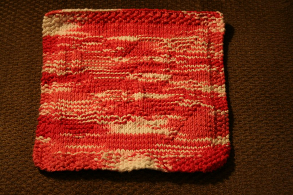 hearts dishcloth ~ Lifeofjoy.me
