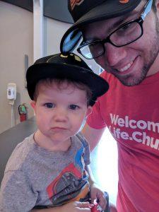 Son and Grandson ~ lifeofjoy.me