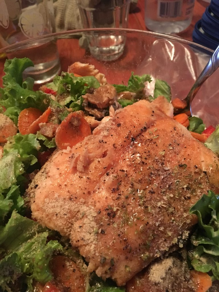 Salmon: Good food ~ Lifeofjoy.me