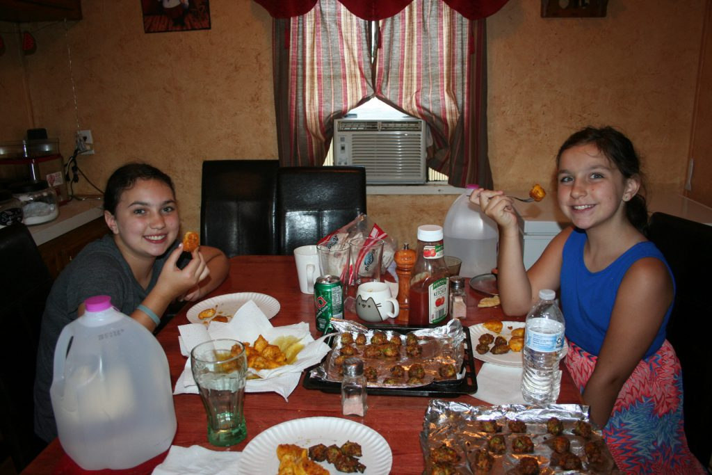 Lunch with nieces ~ Lifeofjoy.me