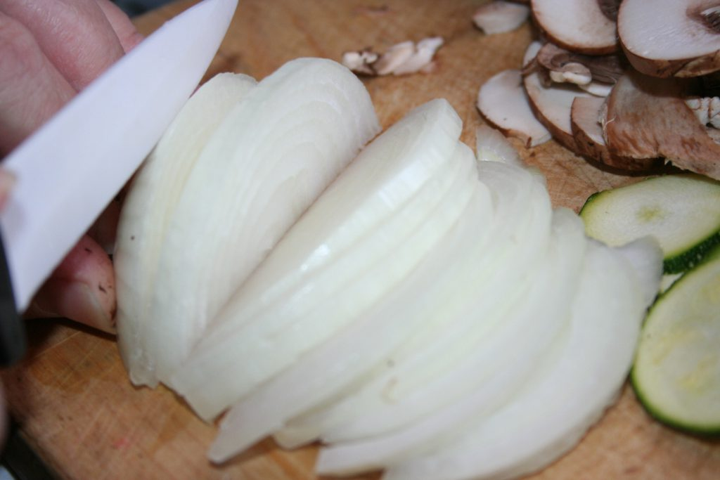 Cut onion ~ Lifeofjoy.me