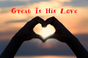 God's Love ~ Lifeofjoy.me