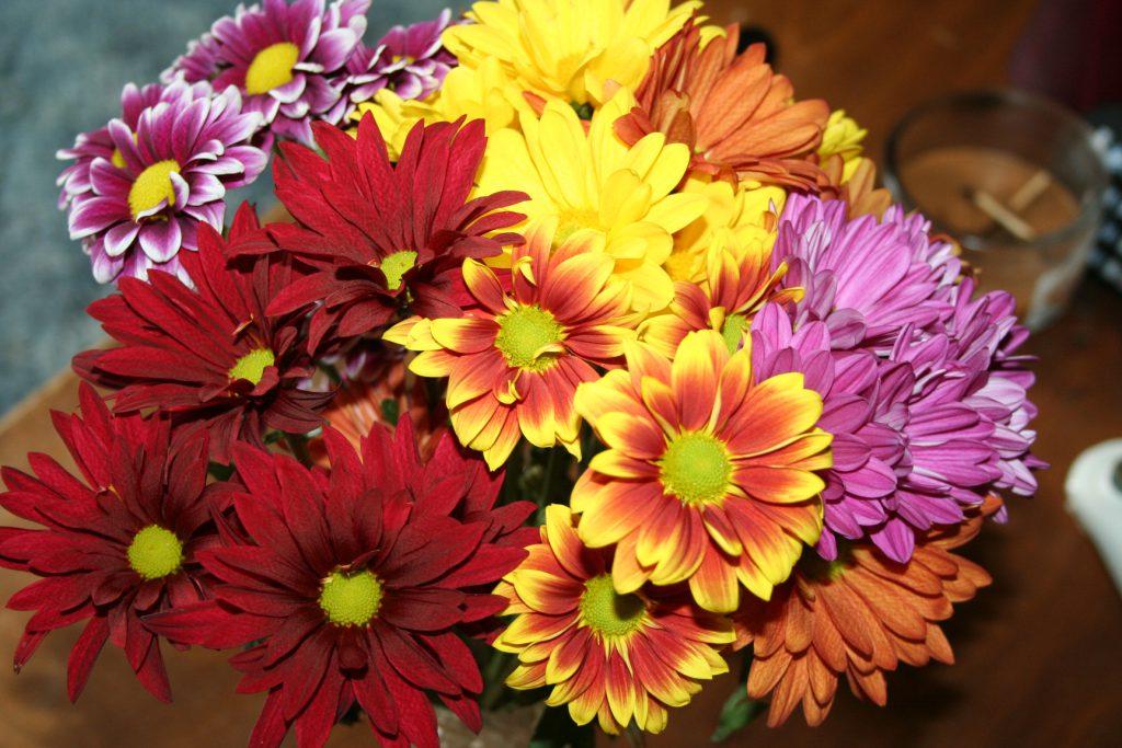 Flower Bouquet ~ Lifeofjoy.me