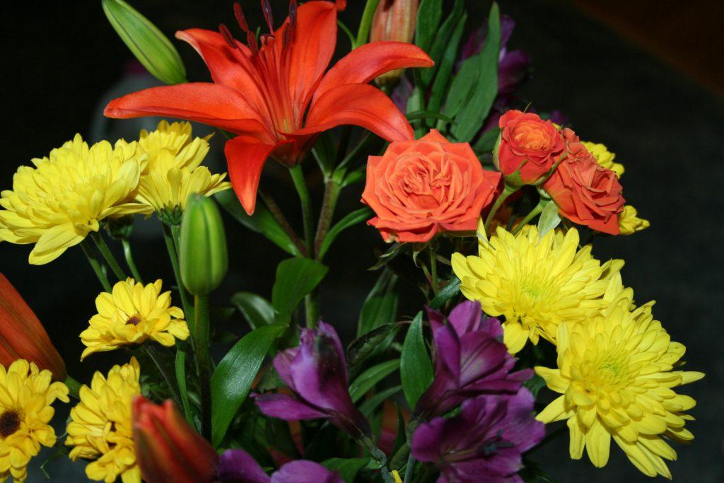 Friend Bouquet ~ Lifeofjoy.me