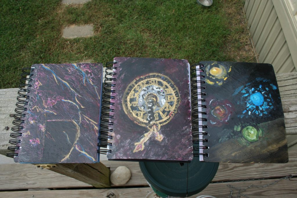finished journal covers ~ lifeofjoy.me