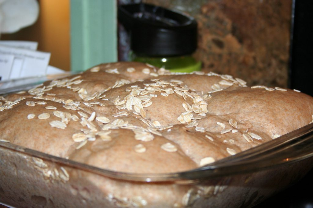 Sprouted Spelt Rolls ~ Lifeofjoy.me