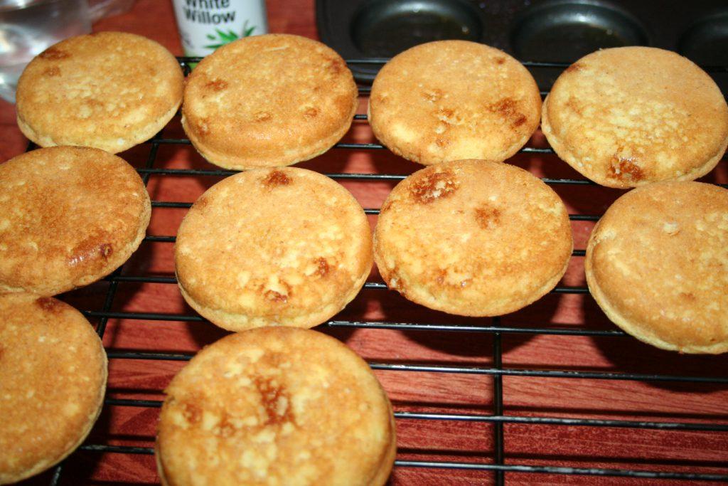 baked pancake muffin tops ~ Lifeofjoy.me