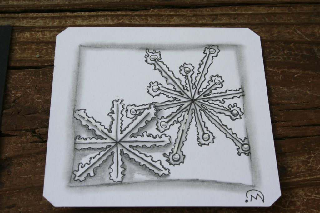 sampson variation snowflake ~ Lifeofjoy.me