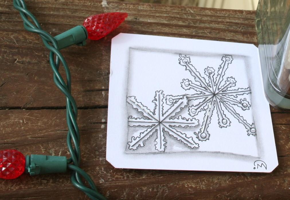 snowflake ~ Lifeofjoy.me