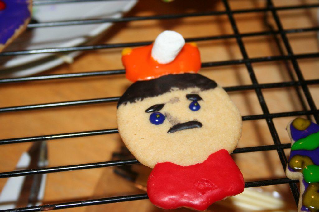 Drummer Cookie ~ Lifeofjoy.me
