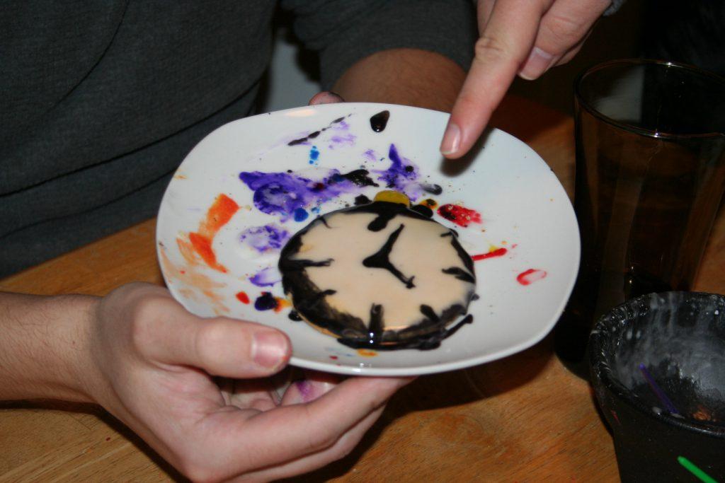 Clock cookie ~ Lifeofjoy.me