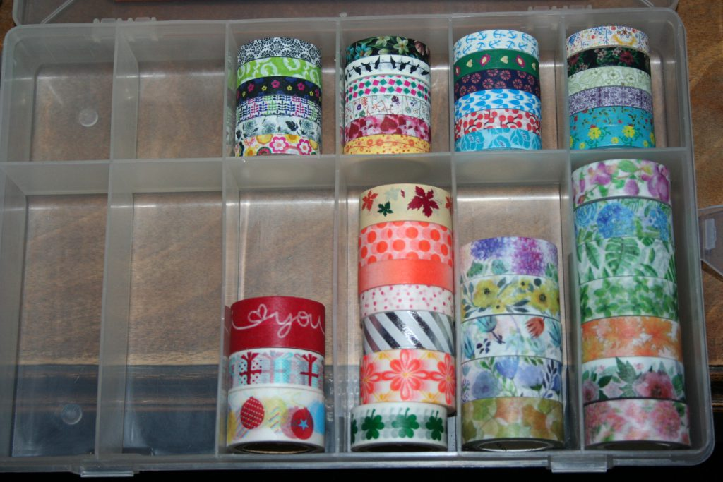 floral washi tape ~ Lifeofjoy.me