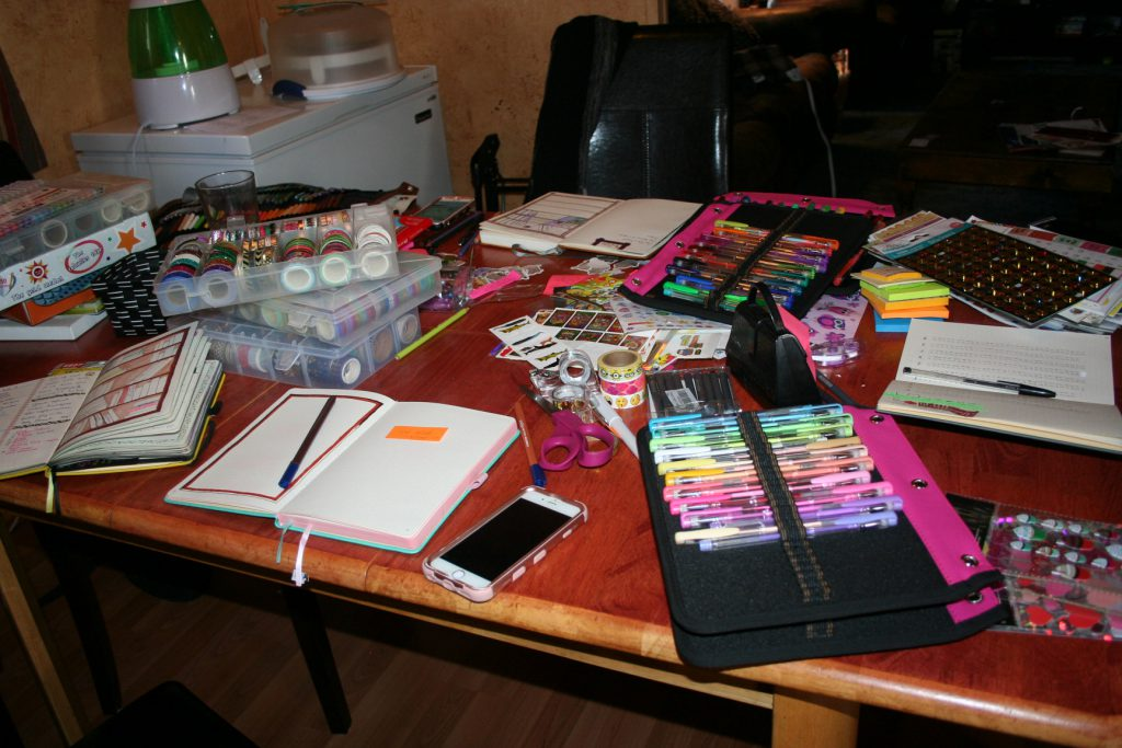 Bujo Setup ~ Lifeofjoy.me