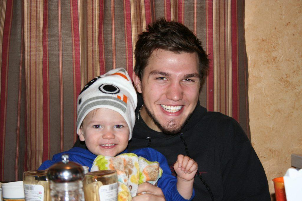 Uncle and Nephew ~ Lifeofjoy.me