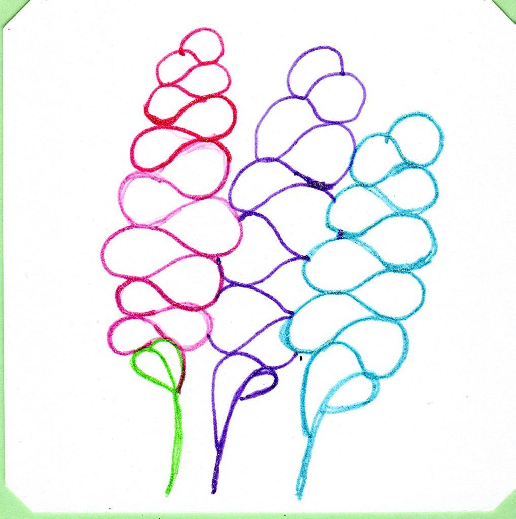 Stardust pens Cupcake Flower ~ Lifeofjoy.me