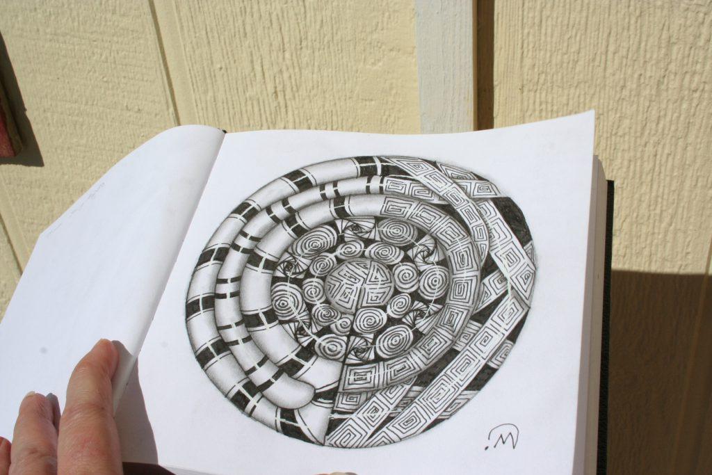 Festina Lente 2019 wk 1 labyrinth ~ Lifeofjoy.me