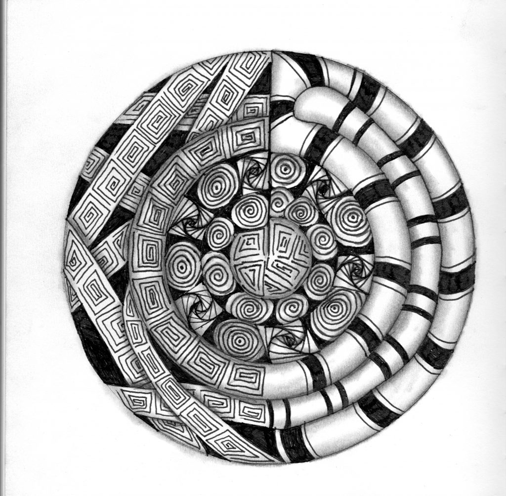 Scanned shaded labyrinth fl19w1 ~ Lifeofjoy.me