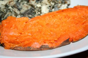 Baked Sweet Potato ~ Lifeofjoy.me