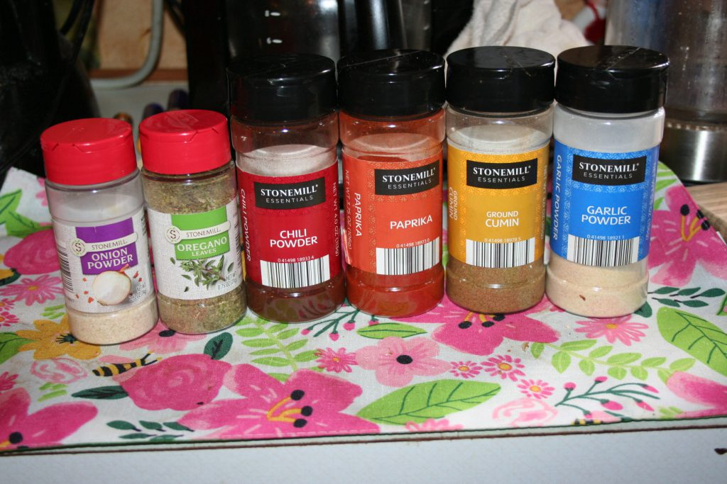 taco seasonings ~ Lifeofjoy.me