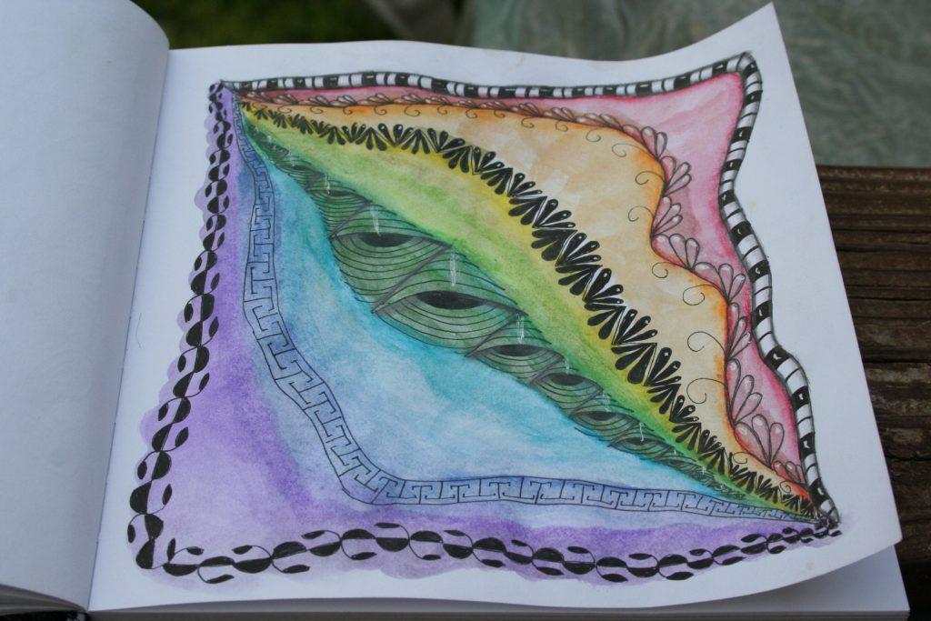 Rainbow wk 7 #festinalente ~ Lifeofjoy.me