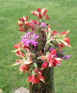 Wild Flower Bouquet ~ lifeofjoy.me