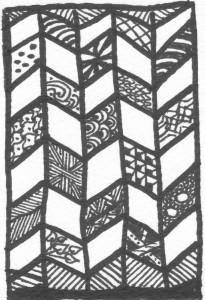 Zentangle 4