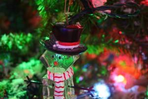Christmas Snowman ~ LifeOfJoy.me