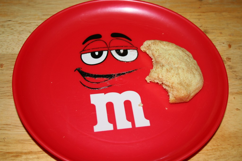 Half a cookie ~ LifeOfJoy.me
