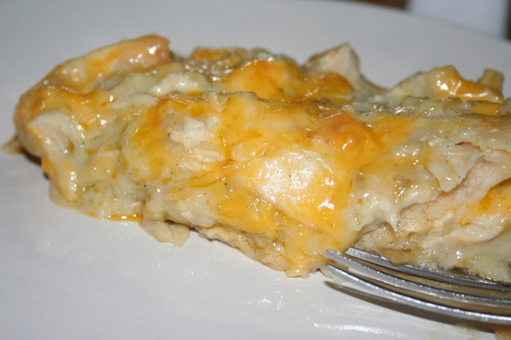 Chicken Tortilla Bake ~ LifeOfJoy.me