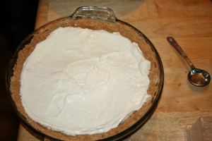 Untopped Cheesecake ~ LifeofJoy.me