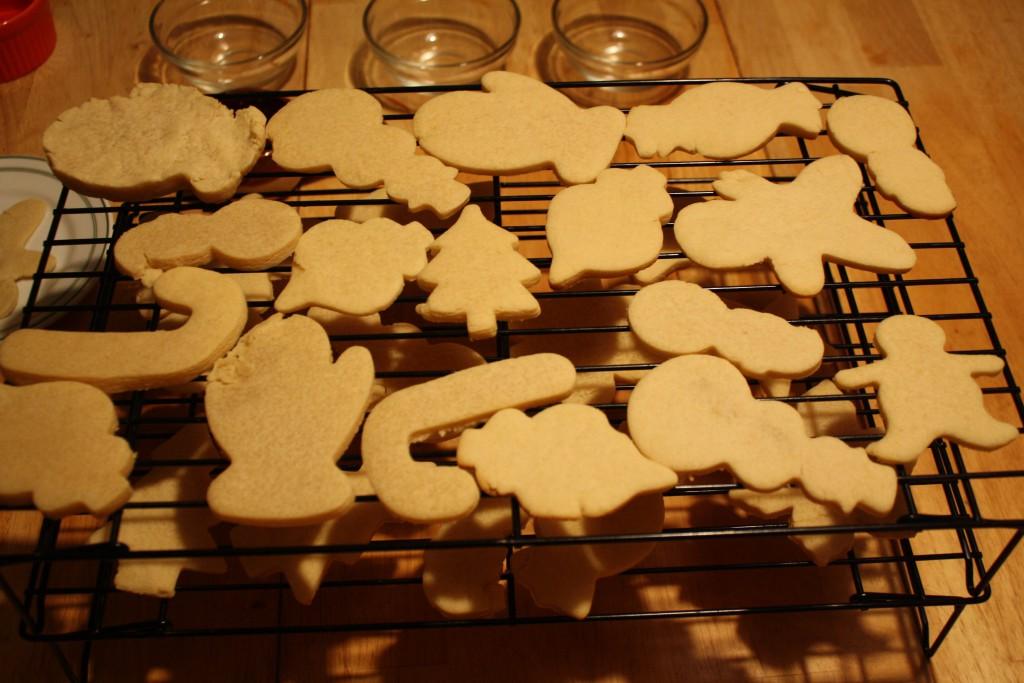 Plain Sugar Cookies ~ LifeOfJoy.me