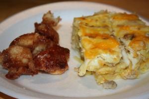 Breakfast Burrito Bake ~ LifeOfJoy.me